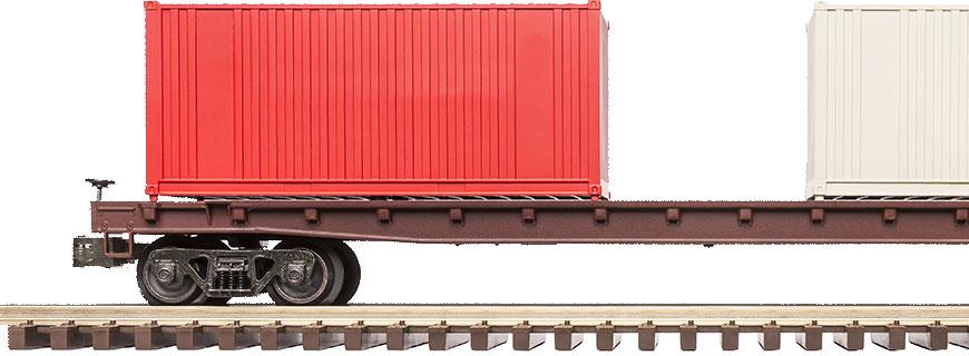 Intermodal Shipping Services